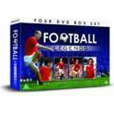 Football Legends - Best Brady Charlton And Law (DVD)