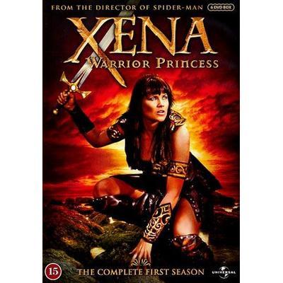 Xena Warrior Princess: Säsong 1 (DVD 1996)