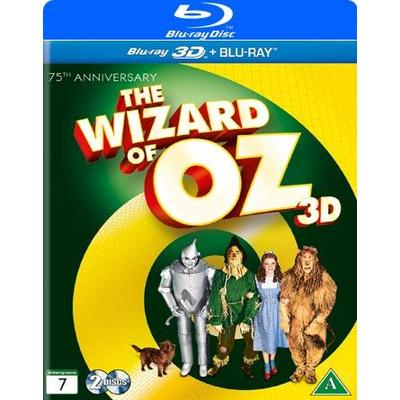 Wizard of Oz (3D Blu-Ray 2013)