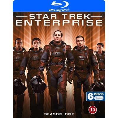 Star Trek: Enterprise / Säsong 1 (Blu-Ray 2001-2002)