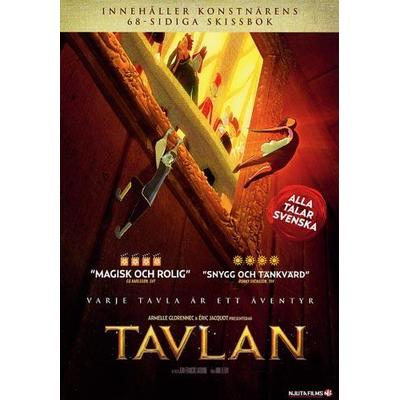Tavlan: Ltd ritboksutgåva (DVD 2011)