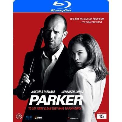 Parker (Blu-Ray 2012)