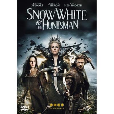 Snow White & the Huntsman (DVD 2012)