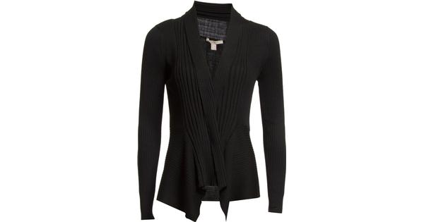 Esprit Sweaters Cardigan Black Preisvergleich Und Angebot