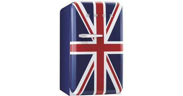 Retro Kühlschrank Union Jack : Smeg fab ruj union jack retro preisvergleich und angebot