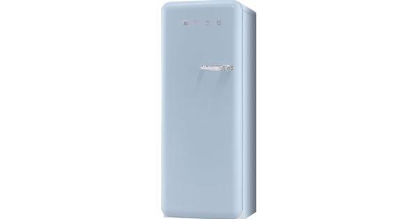 Smeg Kühlschrank Pastellblau : Smeg fab28laz1 blau preisvergleich und angebot pricerunner