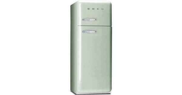 Smeg Kühlschrank Creme : Smeg fab30rv1 grün preisvergleich und angebot pricerunner