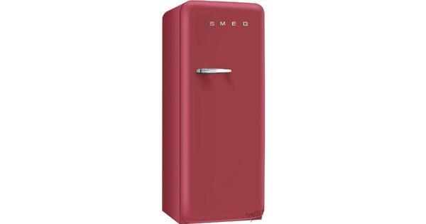 Smeg Kühlschrank Breite : Smeg fab rrv rot preisvergleich und angebot pricerunner