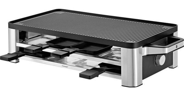 Wmf Elektrogrill Lono : Wmf lono tischgrill elektrogrill gerippte grillplatte cromagan