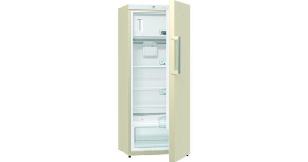 Gorenje Kühlschrank Creme : Gorenje rb6153bc creme preisvergleich und angebot pricerunner