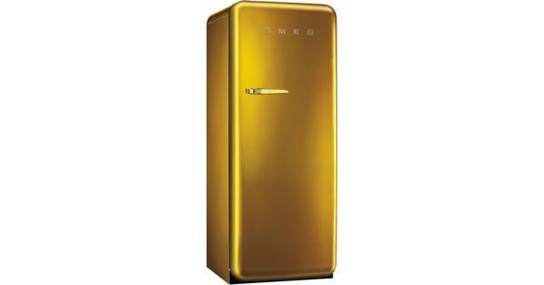Smeg Kühlschrank Preis : Smeg fab28rdg gold preisvergleich und angebot pricerunner