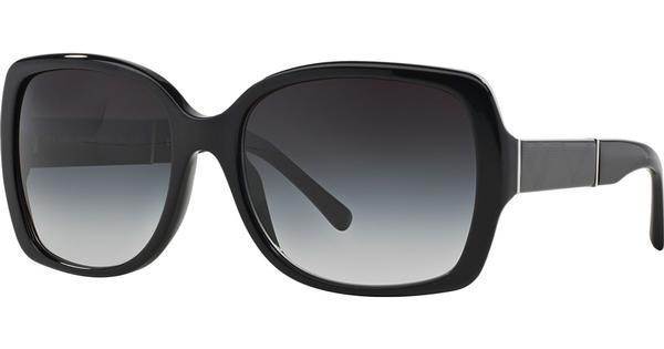 Burberry BE4160 Sonnenbrille Schwarz 30018G 58mm OkY1pCyQ