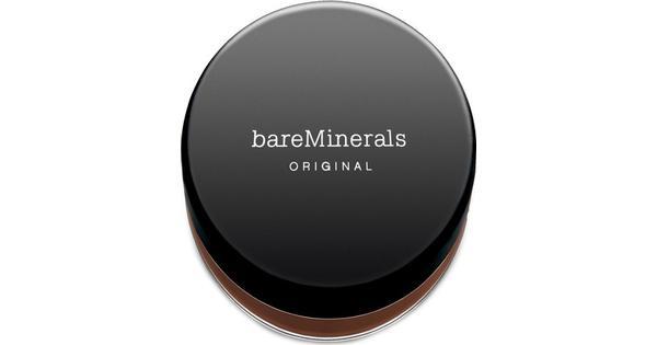 BareMinerals Original Foundation SPF15 Golden Medium - Sammenlign priser & anmeldelser på PriceRunner Danmark
