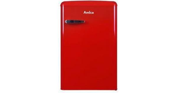 Amica Kühlschrank Retro Creme : Amica ks r rot preisvergleich und angebot pricerunner