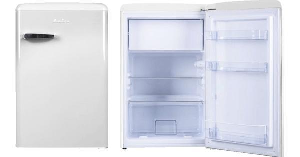Retro Kühlschrank Amica Creme : Amica ks 15615 creme preisvergleich und angebot pricerunner