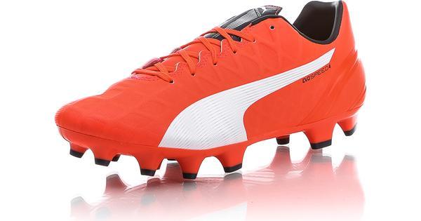 Puma evoSPEED 4.4 FG Sportschuhe Orange Herrenschuhe