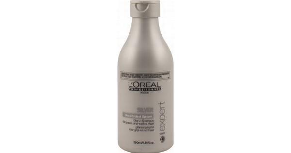 L'Oreal Paris Serie Expert Silver Shampoo 250ml - Sammenlign priser & anmeldelser på PriceRunner Danmark