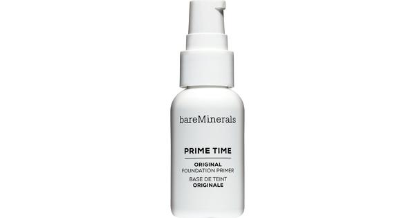 BareMinerals Prime Time Foundation Primer - Sammenlign priser & anmeldelser på PriceRunner Danmark
