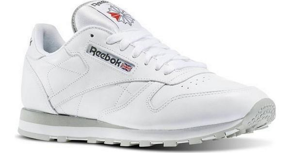 Reebok Classic Weiß grau (2214) Turnschuhe Weiß Grau