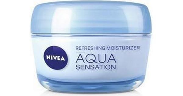 Nivea Aqua Sensation Refreshing Moisturizer 50ml - Sammenlign priser & anmeldelser på PriceRunner Danmark