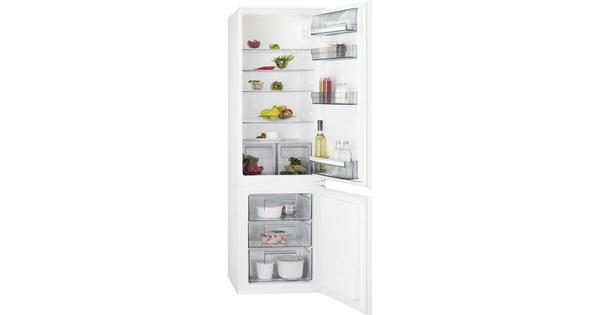 Aeg Kühlschrank Rdb51811aw : Aeg scb ls integriert preisvergleich und angebot