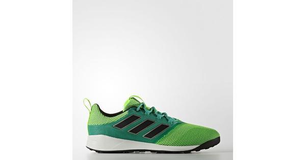 Adidas ACE Tango 17.2 17.2 17.2 (S82097) Turnschuhe Schwarz Grün 6e33e2
