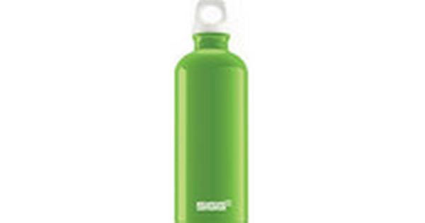 NEU SIGG Trinkflasche CYD Aluminium 1,0 l grün