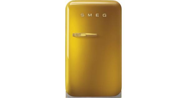 Smeg Kühlschrank Gold : Smeg fab rgo gold preisvergleich und angebot pricerunner