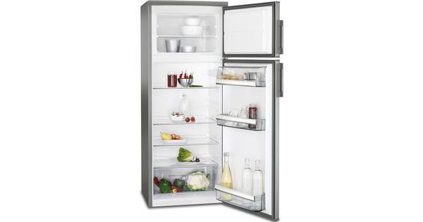 Aeg Kühlschrank Rdb51811aw : Aeg rdb ax edelstahl preisvergleich und angebot