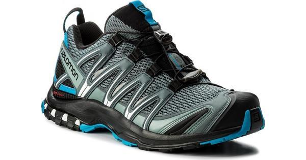Salomon XA Pro 3D (400745) Sportschuhe Trailrunning Schuhe Weiß Schwarz Blau Grau