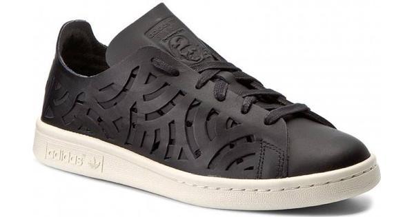 Adidas Adidas Adidas Stan Smith Cutout (BY2976) Turnschuhe Weiß Schwarz 704fbb