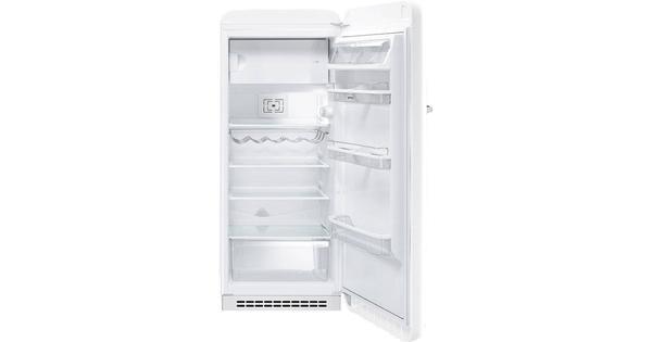Smeg Kühlschrank Angebot : Smeg fab28rb1 weiß preisvergleich und angebot pricerunner