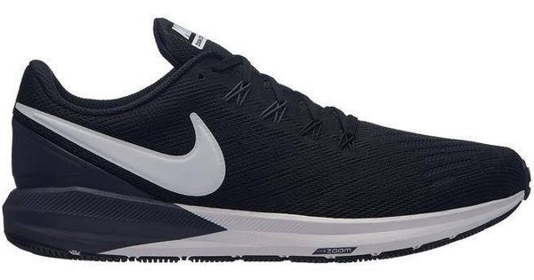 Nike Air Zoom Structure 22 (AA1636 002) Weiß Schwarz
