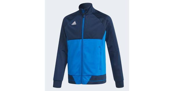Adidas Tiro 17 Training Jacket Kids Collegiate NavyBlueWhite (BQ2610) Preisvergleich und Tests PriceRunner Deutschland