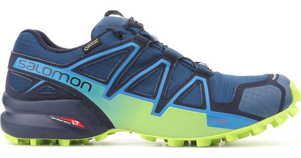Salomon Speedcross 4 GTX (404923) (404923) (404923) Sportschuhe Blau Grün bf48bb