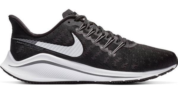 Nike Air Zoom Vomero 14 (AH7857-001) Sportschuhe Weiß Schwarz Grau
