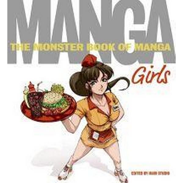 Monster Book of Manga (Häftad, 2008)
