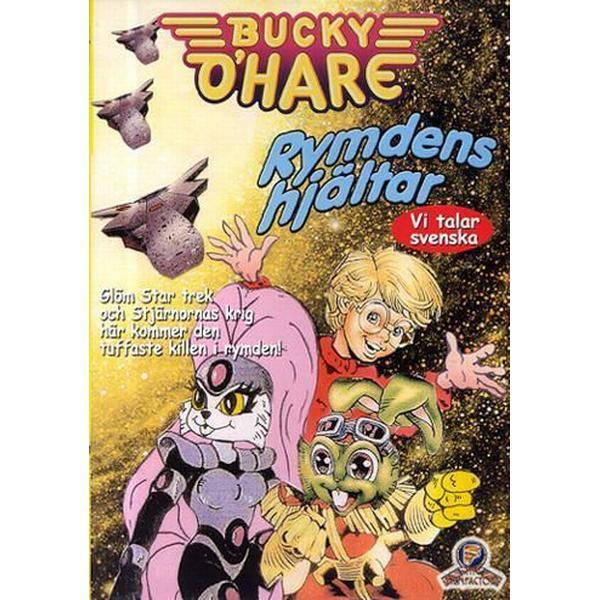 Bucky O'Hare - Rymdens hjältar (DVD)
