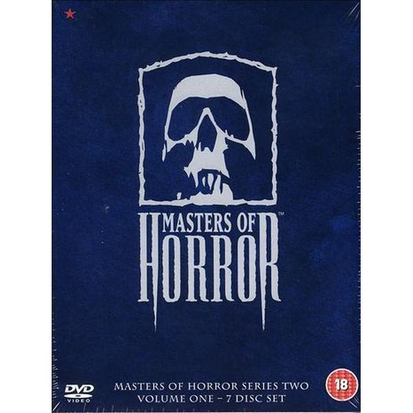 Masters of Horror: Series 2 Vol.1 (7-disc)