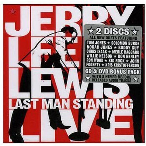 Lewis Jerry Lee - Last Man Standing Live Dvd