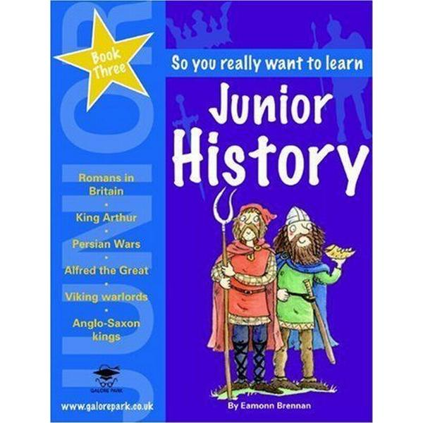 Junior History Book 3