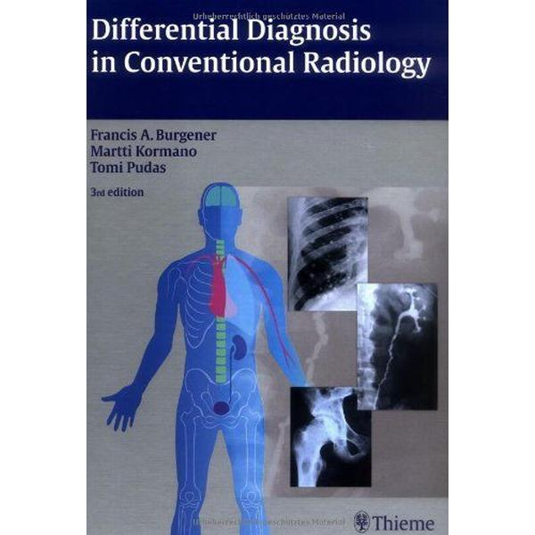 Differential Diagnosis in Conventional Radiology (Inbunden, 2007)