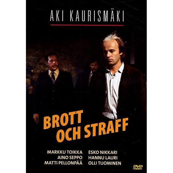 Brott & straff: Aki Kaurismäki (DVD 2014)