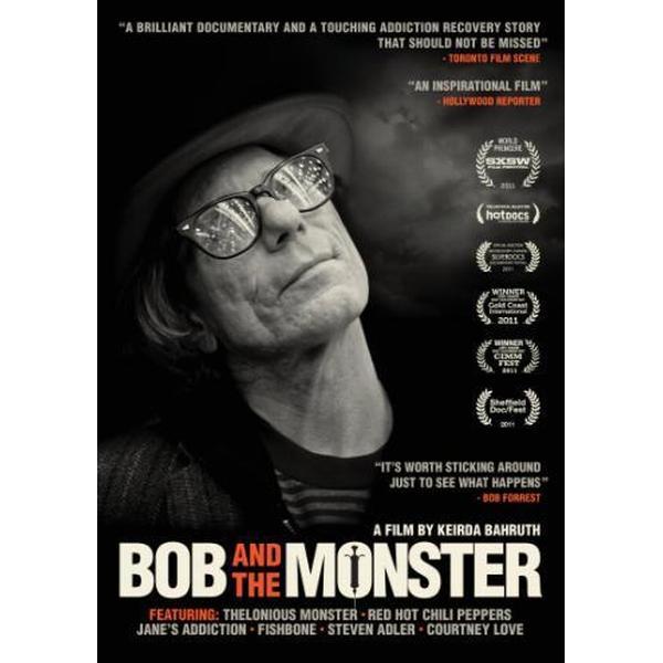 Bob And The Monster (DVD) (DVD 2013)