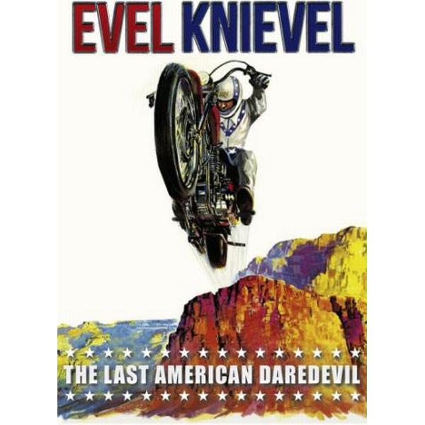 Evel Knievel: The Last American Daredevil (DVD) (DVD 2014)