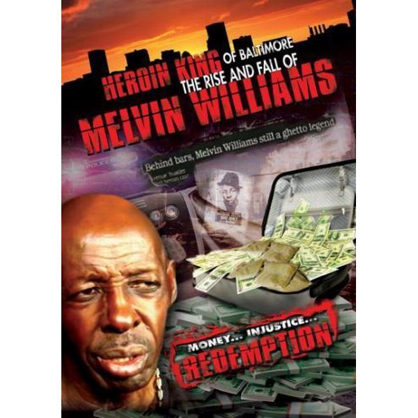 Heroin King Of Baltimore (DVD) (DVD 2013)