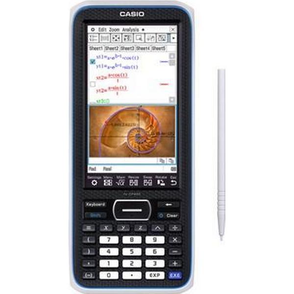 Casio FX-CP400 Classpad II