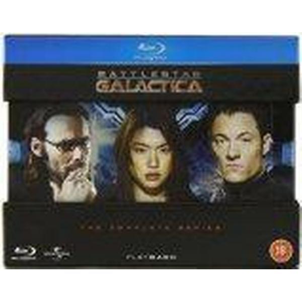 Battlestar Galactica: The complete series (Blu-ray) (20-disc)