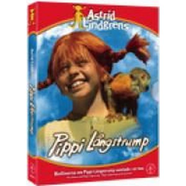 Pippi Långstrump: Box (DVD 2005)