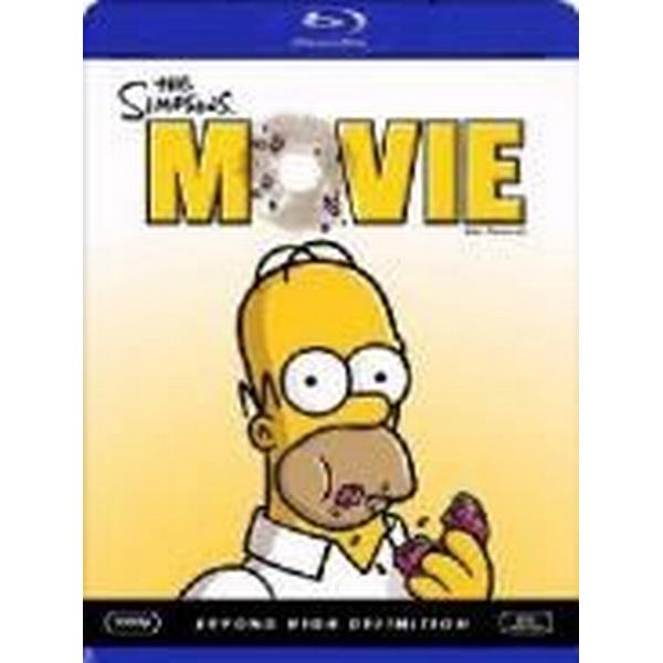 Simpsons: Filmen (Blu-Ray 2007)